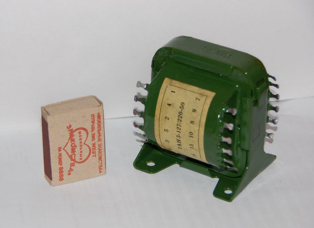 Ламповый усилитель Эпифит своими руками - трансформатор.